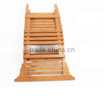 Popular bamboo folding relax chair for tea furniture design