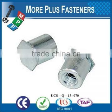Made in Taiwan Stainless Steel Self Clinching Standoff Connector