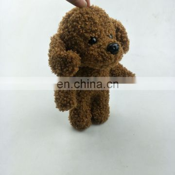 custom cute 20cm teddy dog plush soft toys for baby