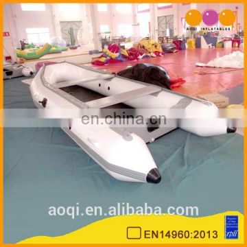 AOQI best seller hard-wearing quality inflatable boat on sale