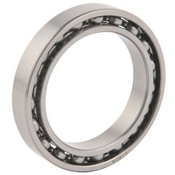 17x40x12mm 39585/39520 Deep Groove Ball Bearing Low Noise