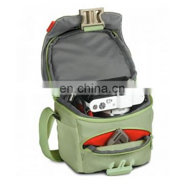 Multi colors dslr camera shoulder bag