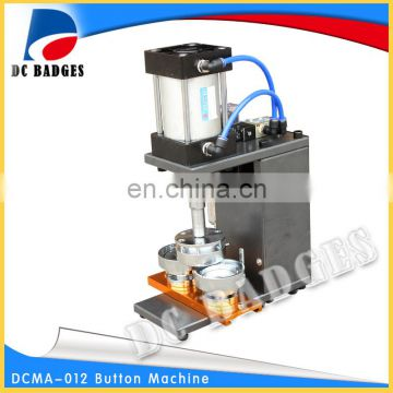 Pneumatic Button Press machine badge machine all-steel body containing a set of mould Convenient and quick
