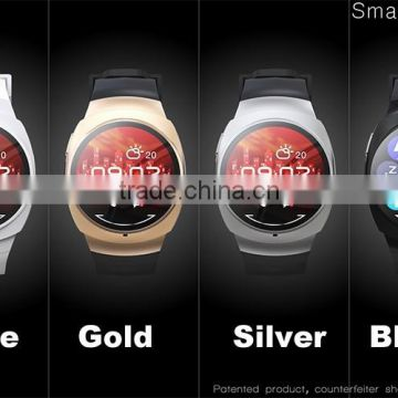 NFC Wholesale Round Smart watch with Sleep monitor