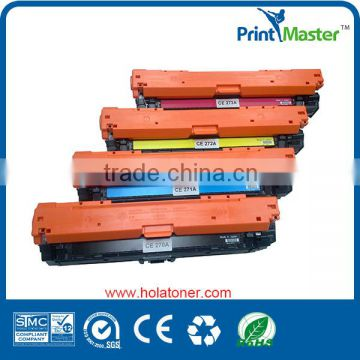 wholesale prices from china factory , re-manufactured color toner cartridge CE740A CE741A CE742A CE743A for HP CP5225