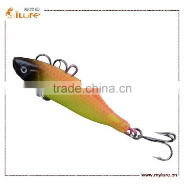 Wholesale Fishing Tackle Leady Soft Plastics Bait