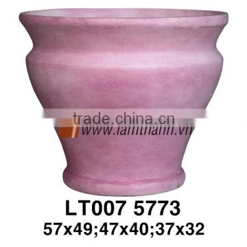Southern Vietnam Wholesaler Natural Decor Fice Fugo Stylish Ceramic