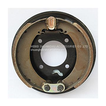 Three wheeler drum brake, 180mm diameter