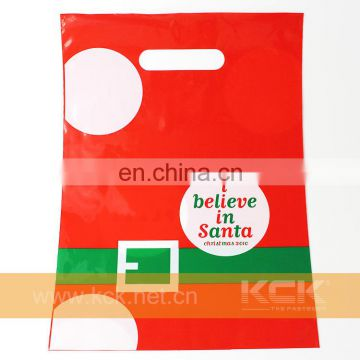 Hot Stamping Surface Handling and Accept Custom Order Plastic Bag