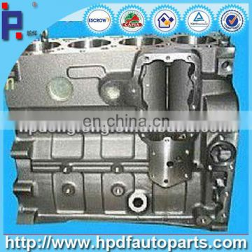 Spare parts ISDe cylinder block 4934322 for ISDe diesel engine