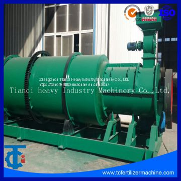 Wet Way Organic Fertilizer Granulator/ Pellet Machine