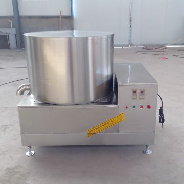 Fries Oil Removing machine 15 Kg/h Chicken Wings