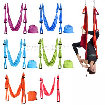 Yoga Inversion Therapy Anti Gravity Aerial Traction Swing