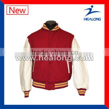 plus size kids children varsity jacket
