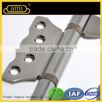 cheap and quality double sliding door hinge