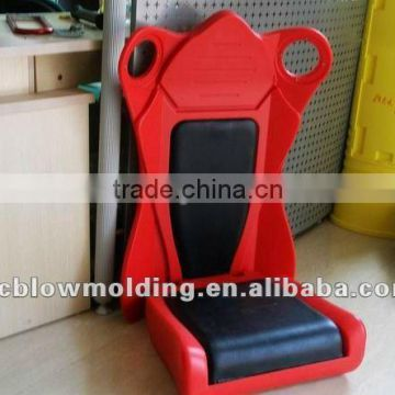 OEM Blow Molding Plastic Bus Seats HDPE Material Auto Seat