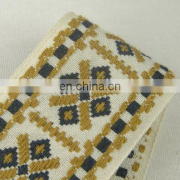 2017 China supplier embroidery ribbon
