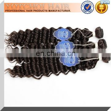 8 inch to 40 inch hair weft 100% unprocessed virgin brazilian/peruvian/indian indonesia hair