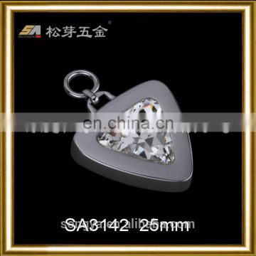 China Dongguna Hardware Accesory For Bag, Zinc Alloy Metal Hardware, Plated Hardware Fitting For Bags