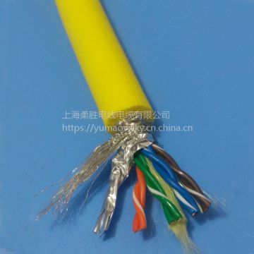 70.0mpa Black 4 Core Electrical Wire