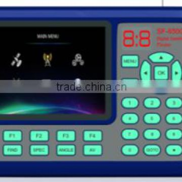 2016 new best digital DVB S/S2 satellite finder mater/ good quality and  best price satellite DVB S2/S finder meter