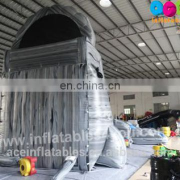 alibaba website used inflatable large pool water slide for sale