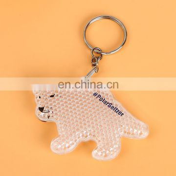 Promotion Custom Stainless Steel customized keychain
