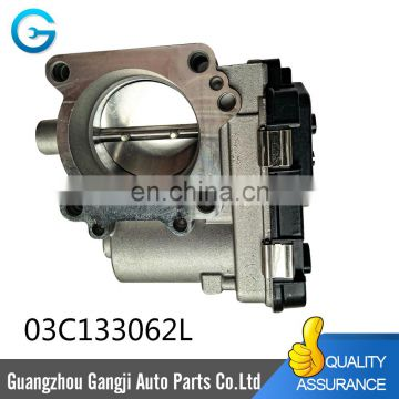 High Quality for Aud i VW Polo Seat Skoda Throttle Body Assy 1,4 L TSI TFSI 03C133062L Suction Pipe Flap