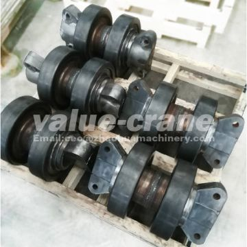 casting IHI K300 track roller crawler crane bottom roller undercarriage parts lower roller