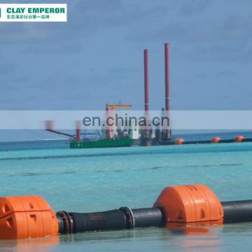 hydraulic dredging machinery 14inch cutter suction dredger exporting 36 countries