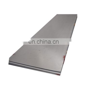 China supply SUS321 stainless steel plate