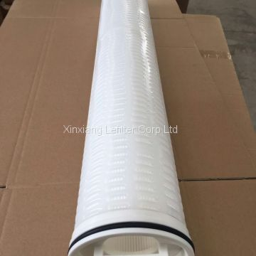 high flow rate water filter cartridge HFU660GF100H13