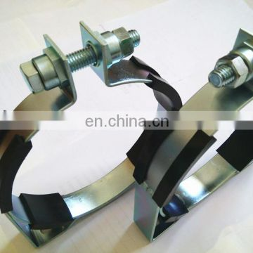 Clamp Brackets for Series 4000 & Series 5000 Piston Accumulators