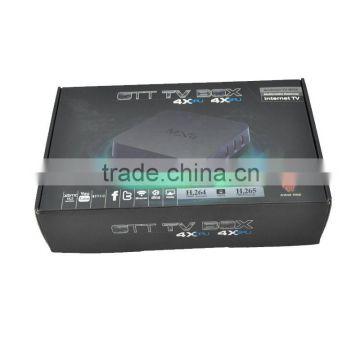 mxq hd18q AML S805 Quad Core MXQ Smart TV BOX Mini PC Streaming