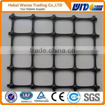 Steel-plastic composite Geogrid for Construction