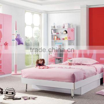 RD105 Love twins girl pink princess bedroom set 2016 alibaba ...