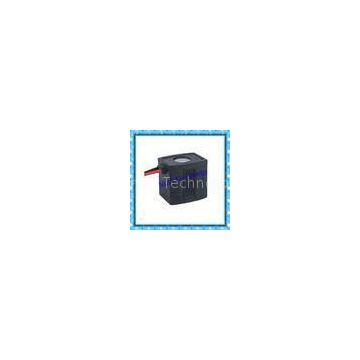 Black 13W Magnet Coil AC Solenoid Coil with F , H Insulation Class