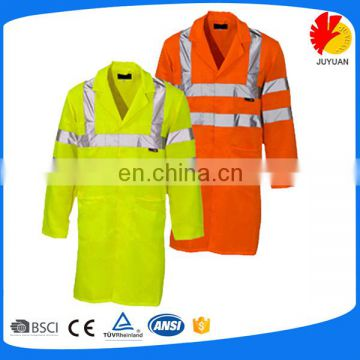 Rain cheap Reflective Safety jacket wholesale manufacturer
