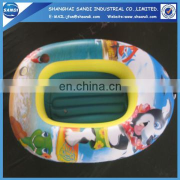 PVC inflatable beach toys wholesale with Logo printed