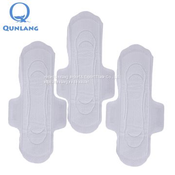 Brand name bio organic wholesale women negative ion anion ladies sanitary napkin pads