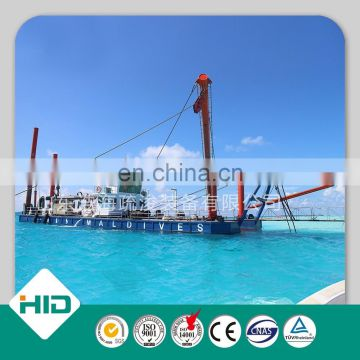 HID-4518P cutter suction dredger