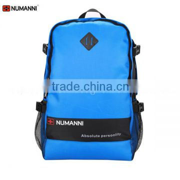 2014 new design light bright colorful beautiful personality nylon waterproof school backpacks for teenage girls
