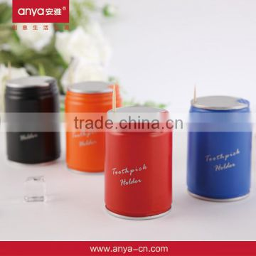 D434 Pop Can Hotel Restaurant Supplies Automatic Toothpick Holder