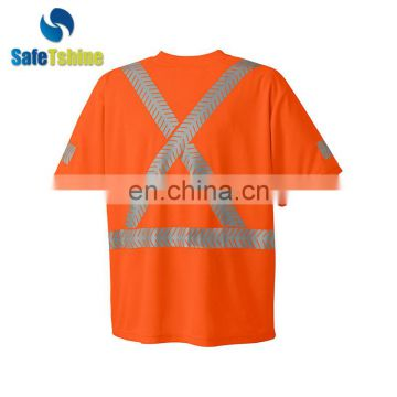 wholesale safety shirt designs hi vis work shirts