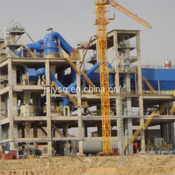 600 - 5000 Tpd Large Dry Process Complete Portland Cement Production Line Plant TurnKey Construction