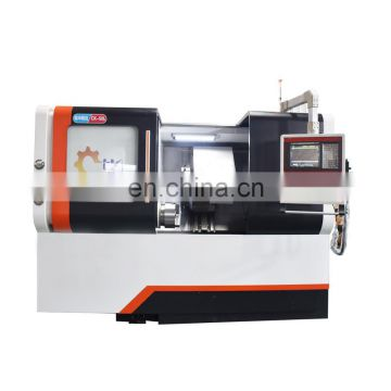 CK50L Cheap CNC mill turn center lathe machine price