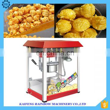 New Condition Hot Popular Popcorn Snack Making Machine