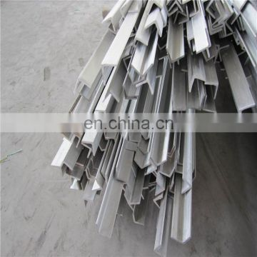 all grades sus 301 stainless steel angle bar