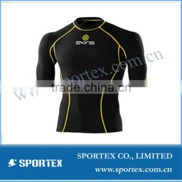 Running compression shirt / compression top for men / compression shirt
