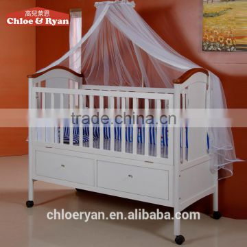 Bon New Design Mulitfuntional Wooden Baby Cot/ Baby Cribs With 2 Underneath  Drawers Baby Bed ...